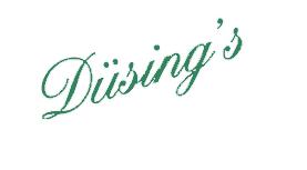Logo Gasthaus Düsing - Schapen, Emsland